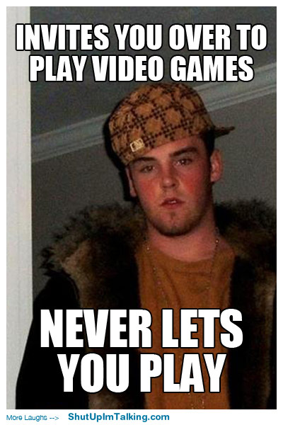 Wanna Play Some Games Bro?